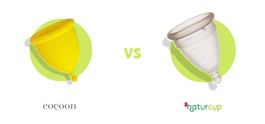 Diferencias entre Cocoon y Naturcup