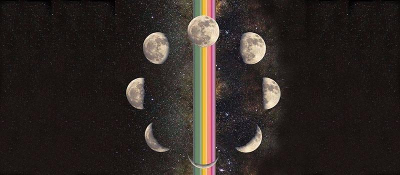 Menstruación y las fases de la Luna