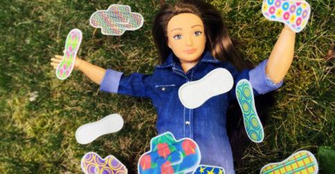 La rival de Barbie, con su ciclo