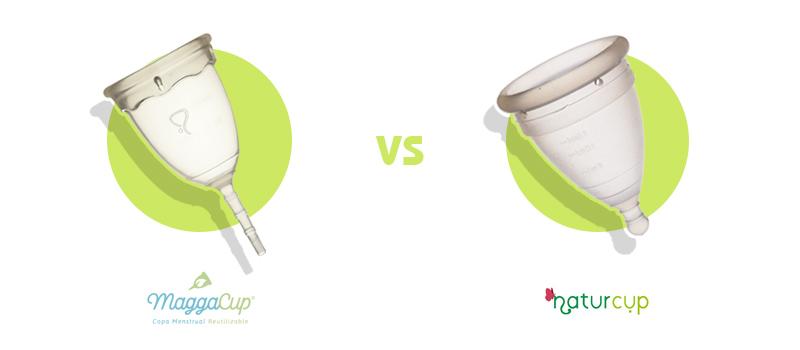 Diferencia Maggacup vs Naturcup