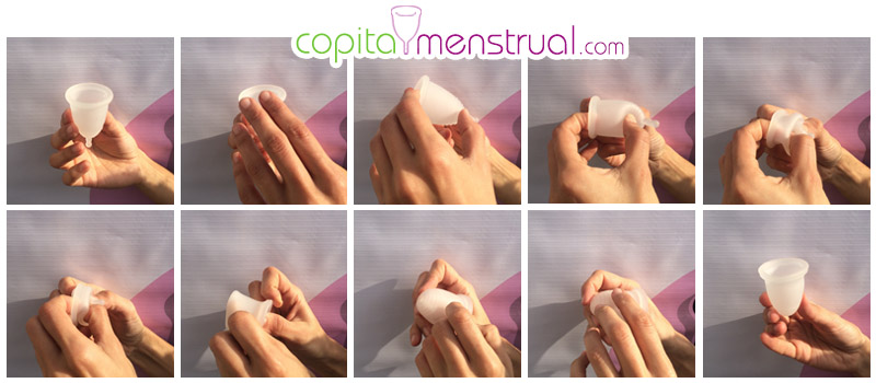 ¿Problemas con la copa menstrual? 3 tips!